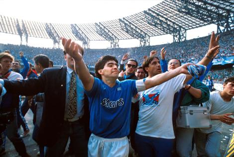 Soccer - Italian Serie A - Napoli v Sampdoria